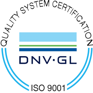 Accreditation - DNV GL ISO 9001